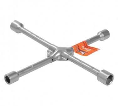 Ключ балонный крестообразный AirLine B-15 (усиленный)