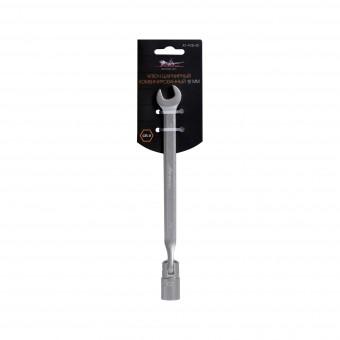 Ключ комбинированный шарнирный AirLine, 10 мм