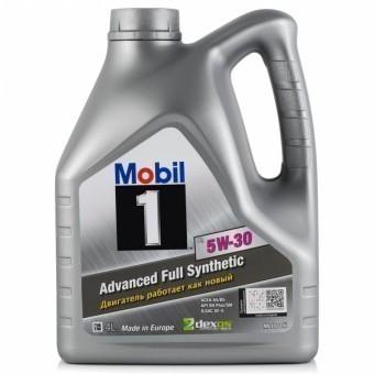 Масло моторное Mobil 1 X1 5W30 (4 л)