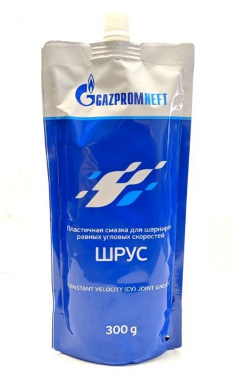 Смазка Gazpromneft ШРУС DouPack (300 г)