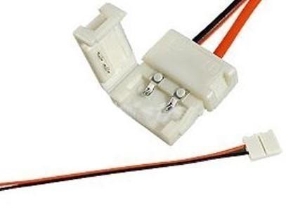 Соединительный кабель с коннектором (2-х конкактный, 10 мм, IP20)