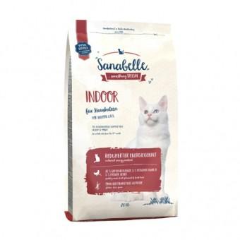 Сухой корм для кошек Sanabelle Indoor NEW, 2 кг