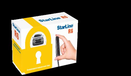 Цифровое реле блокировки StarLine R6