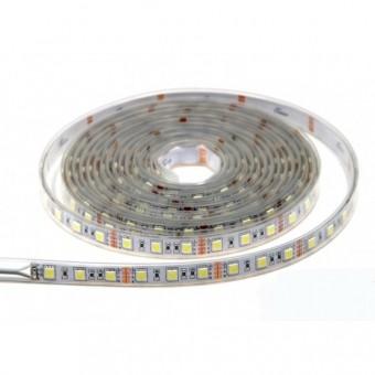 Лента светодиодная 5060 SMD (RGB, герм., ПВХ трубка)