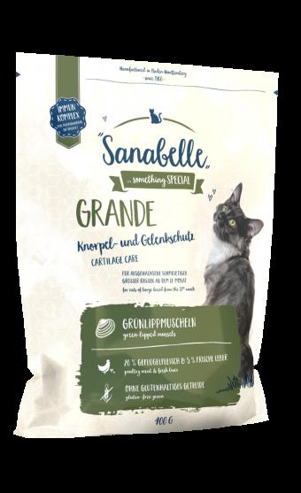 Сухой корм для кошек Sanabelle Grande NEW, 0,4 кг