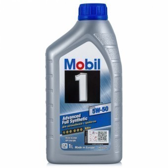 Масло моторное Mobil 1 FS X1 5W50 (1 л)
