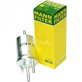 Фильтр топливный MANN-FILTER WK 69