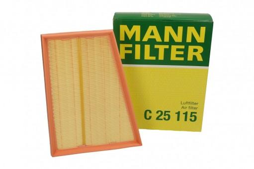 Фильтр воздушный MANN-FILTER C 25 115