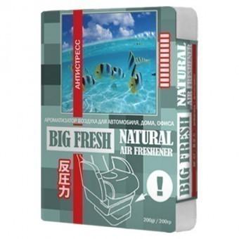 Ароматизатор Big Fresh BF-07 (антистресс)