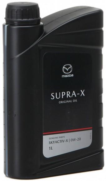 Масло моторное Mazda Supra-X 0W20 (1 л)