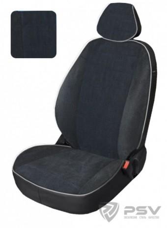 Чехлы  Suzuki SX4  I [2006-2014] -> S Автопилот экокожа