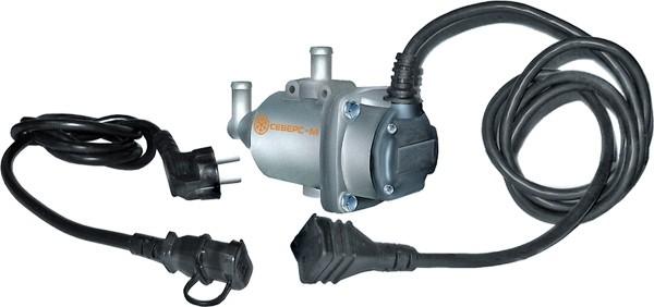 Предпусковой подогреватель двигателя Северс М2 2,0 квт-4 (с бамп. разъёмом)