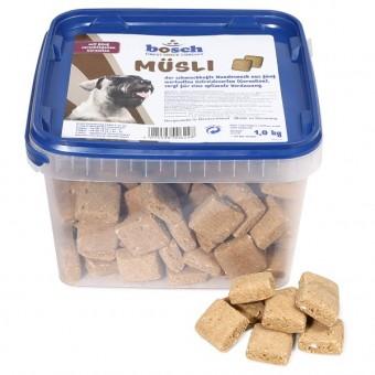 Лакомство для собак Bosch Musli, семь злаков, 1 кг