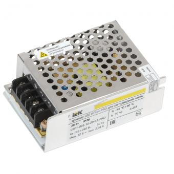 Блок питания IEK (30W, IP20)
